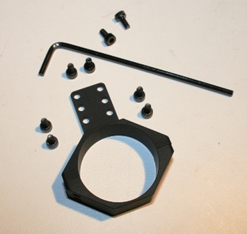 "1"" Scope Mount Kit"